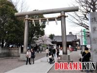 Япония. Храм Сэнсёдзи.