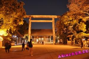 Япония. Храм Ясукуни.