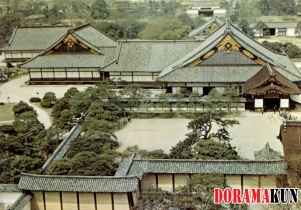 Япония. Замок Нидзё.