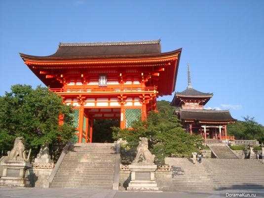 Япония. Архитектура храмов.