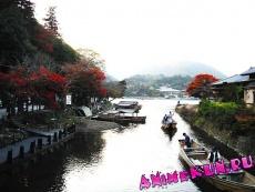 Япония. Достопримечательности Киото