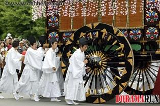 Япония. Фестивали Киото.