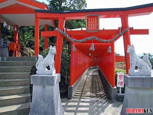 Япония. Фусими Инари тайся