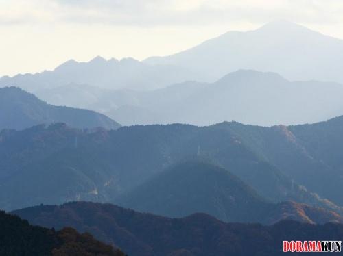 Япония. Гора Митаке.
