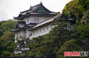 Япония. Императорский Дворец. Токио.