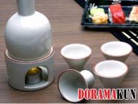 Как пить саке?