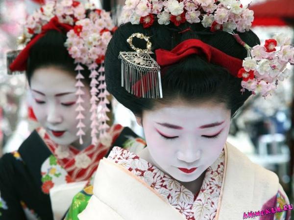 Япония. Хана Канзаши.