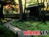 Япония. Кокэдэра (Храм Мха)