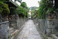 Япония. Переулок Исибэ-Кодзи.