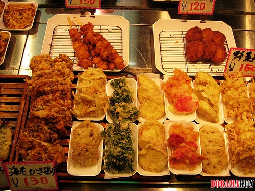 Япония. Рынок Нисики.