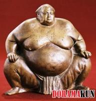 Япония. Рёгоку (Центр сумо).