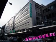 Универмаг Даймару - отличное место для шоппинга.