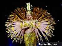 Танец тысячерукой богини Гуань Инь