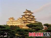 Япония. Замок Белой цапли. Часть 1.