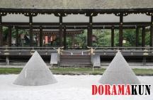 Япония. Храм Камигамо