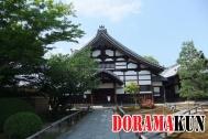 Япония. Храм Кодайдзи.