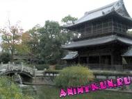 Япония. Храм Софукудзи. Фукуока.