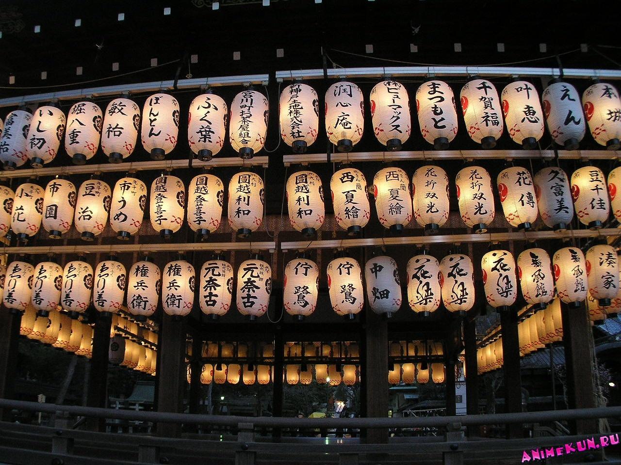 Храм Ясака