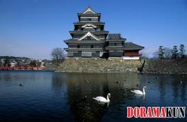 Япония. Замок Мацумото