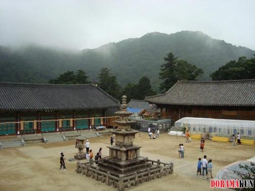 Корея. Храм Хэинса.