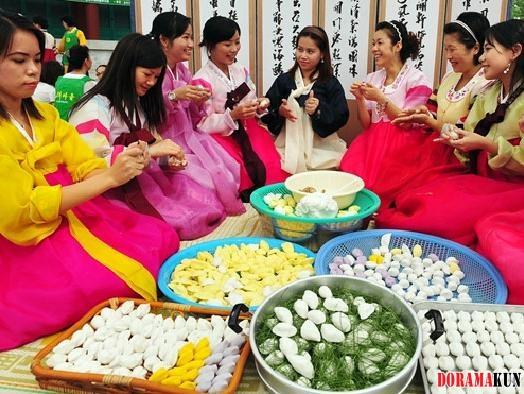 Корея. Чхусок: обычаи празднования