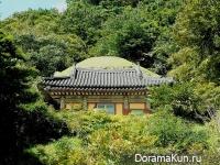 Корея. Грот Сокгурам