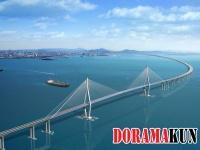 Корея. Йонджон (мост).