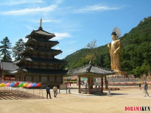 Знаменитые буддийские храмы Кореи