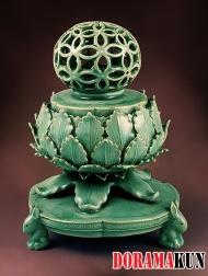 Корея. Керамика вида Чхончжа.