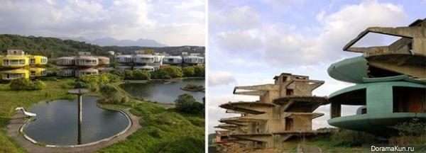 Тайвань. Город – призрак Сан Жи