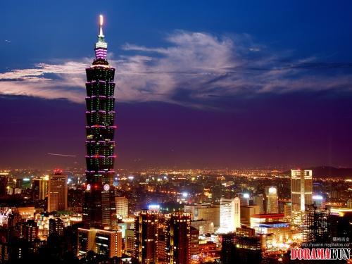 Тайвань. Тайбэй 101
