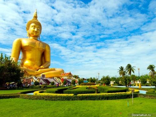 Храм Ват Нгам Муанг