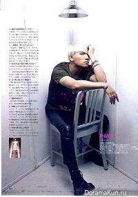 Интервью Тэ Сона для журнала Spur