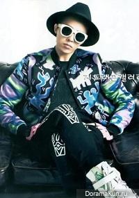 Интервью G-Dragon журналу Mini (07.05.12)