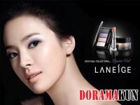 Song Hye Kyo для Laneige