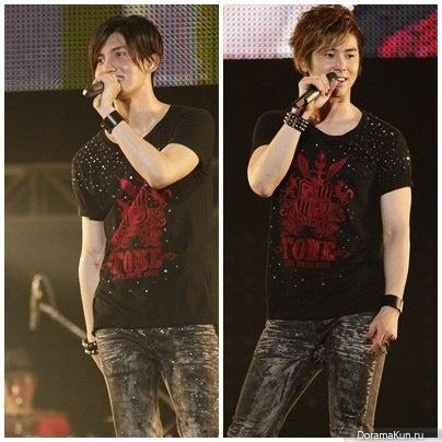 Интервью с TVXQ перед их заключительным японским концертом