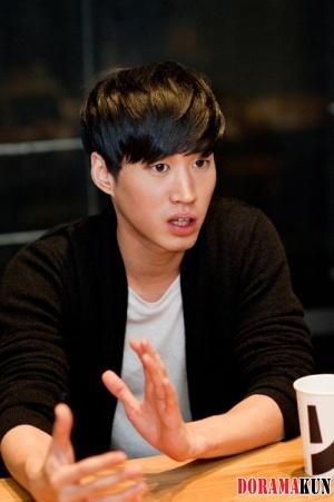 Интервью Tablo для журнала OSEN.(2011)