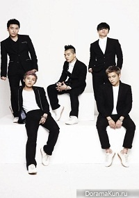 Интервью Big Bang японскому журналу Ray