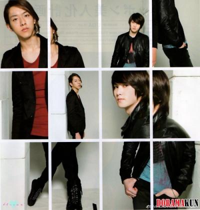 Интервью CN Blue для журнала GINZA ( 12.03.11)