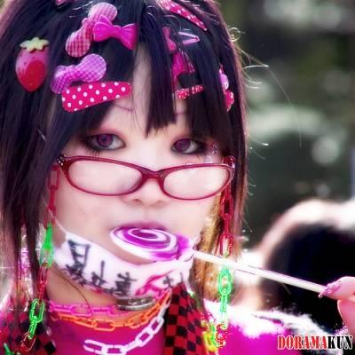 Япония. Уличная мода
