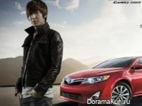 Lee Min Ho для Toyota Camry