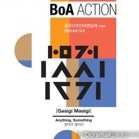 BoA – Action