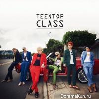 TEEN TOP - Teen Top Class