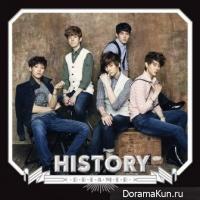 History – Dreamer