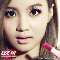 Lee Hi – First Love