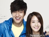 Lee Min Ho & Yoona для Eider S/S 2013