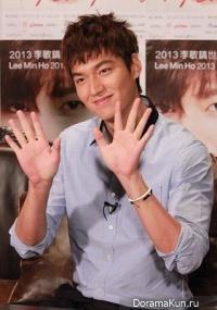 Интервью Lee Min Ho для ONE TV ASIA