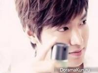 Lee Min Ho для Innisfree