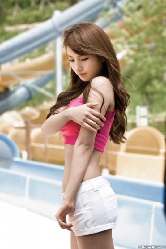 Кореиские девушки сексуалные попы