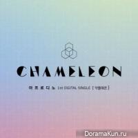 Afrodino - Chameleon